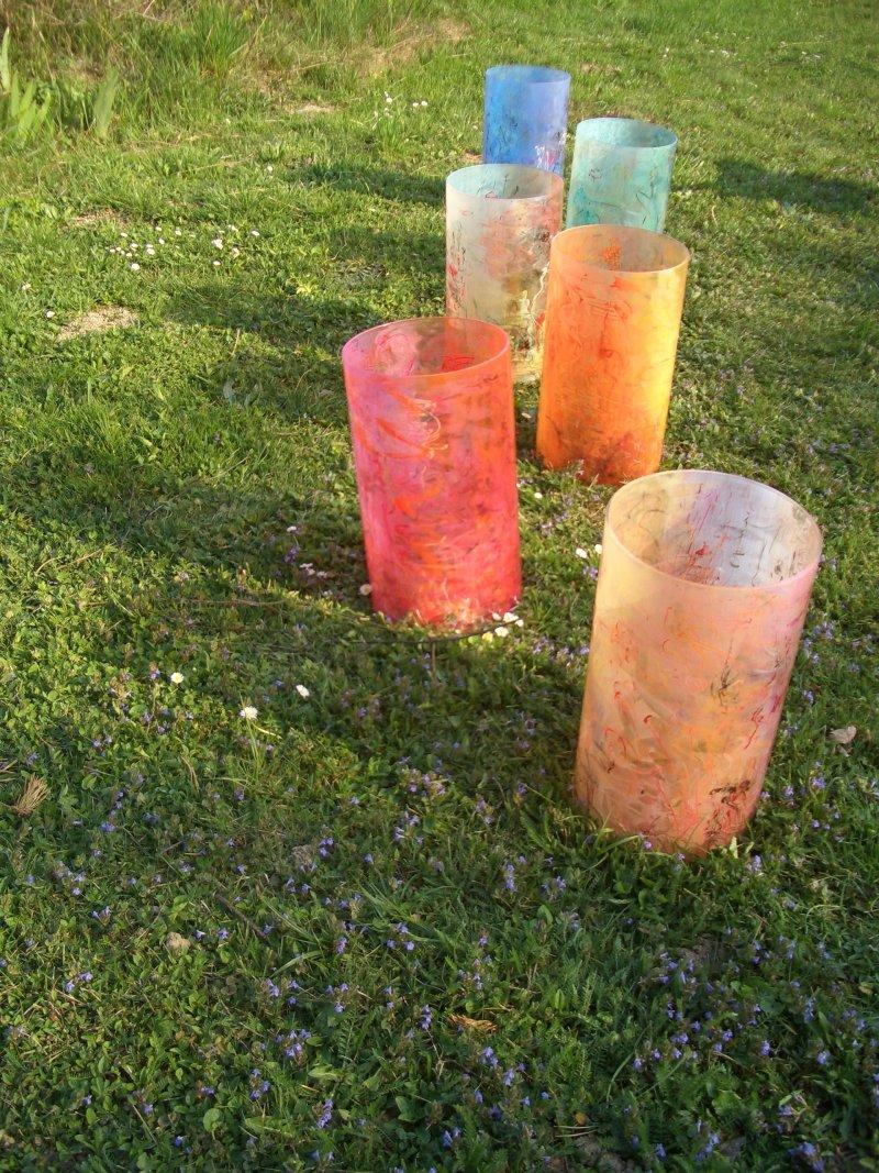 Zylinder-Bildobjekte 04.09